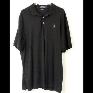 Polo Ralph Lauren Black Shirt XXL